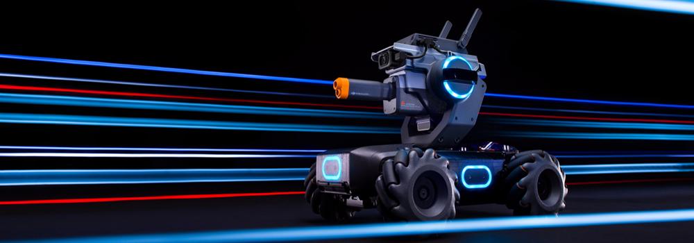 使用するロボット